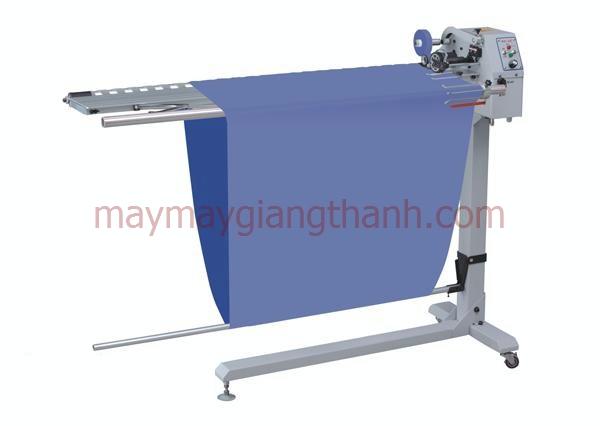 Máy cắt viền vải Weijie