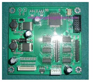 Main đầu phun máy in sơ đồ FD800