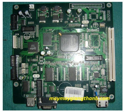 Main chính máy in sơ đồ FD1800