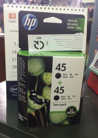 Mực in sơ đồ HP45 chính hãng