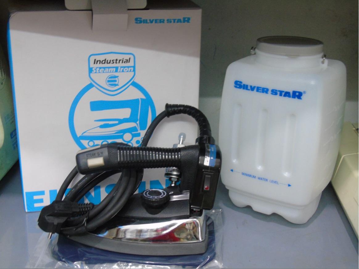 Bàn ủi bình nước treo SILVER STAR ES-94A