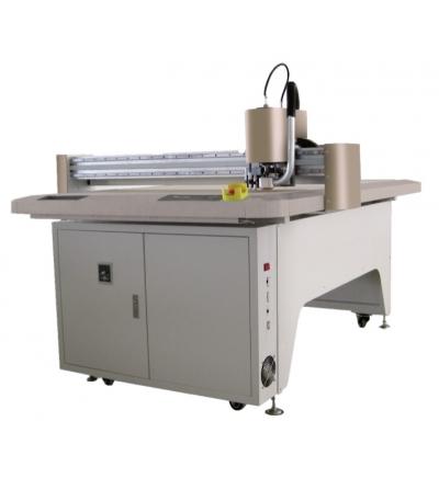 Máy cắt gá nhựa mica và cắt rập 2 trong 1 ST9015M