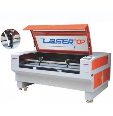 Máy cắt Laser ngành may 2 đầu KCZ-1610