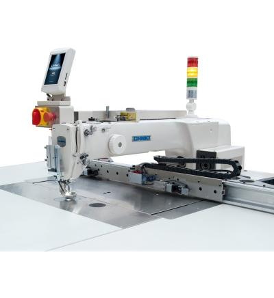 Máy may lập trình khổ lớn laser  A3-80JG