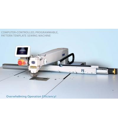 Máy lập trình trần bông khổ lớn có laser CHNKI-GC812-JG