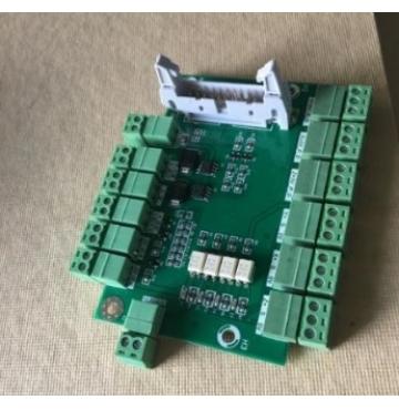 Bo kết nối máy cắt bìa ST1215PQ