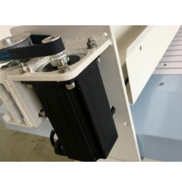 Motor trục X máy cắt bìa ST1215PQ