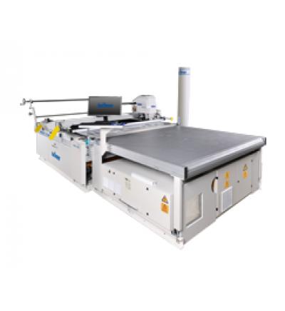 Máy cắt vải tự động Bullmer D8003