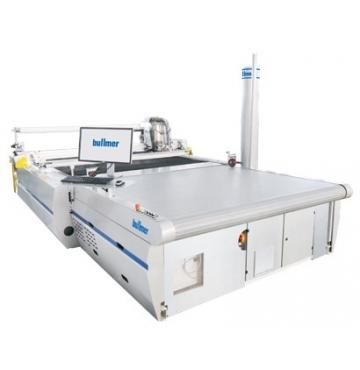 Máy cắt vải tự động Bullmer D8002S